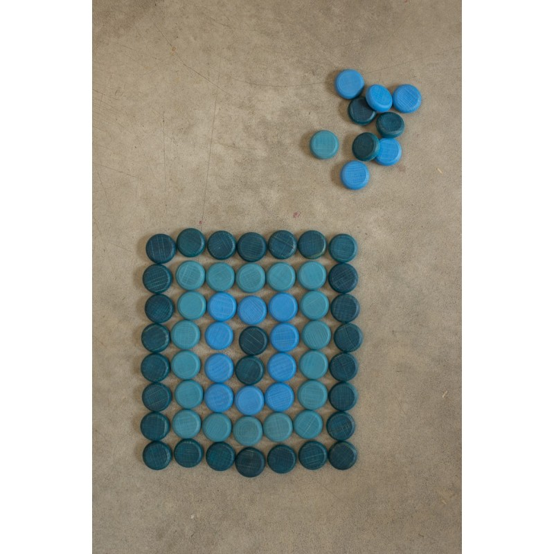 Imagen de Mandala Mini Monedas (36 Piezas) Grapat