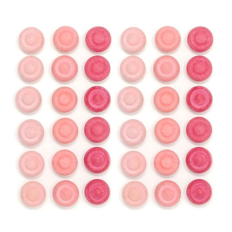 Imagen de Mandala Flor (36 piezas) Grapat