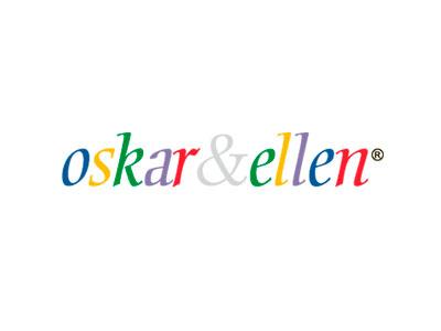 Logotipo de Oskar & Ellen