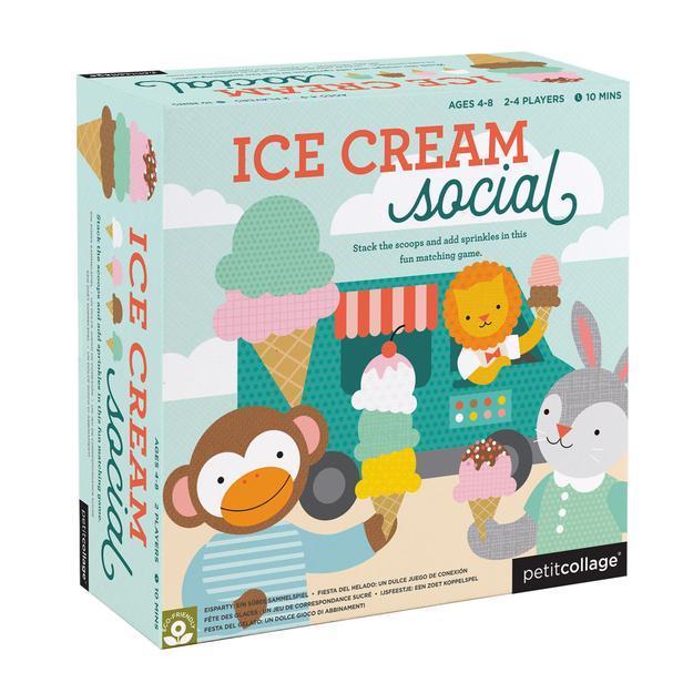 Imagen de Juego de mesa Ice Cream Social Petit Collage