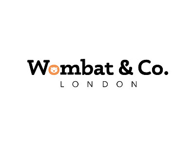 Logotipo de Wombat & Co