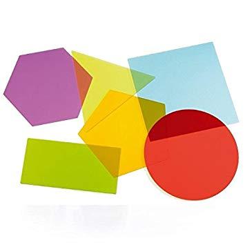 Imagen de Formas geométricas de acrílico