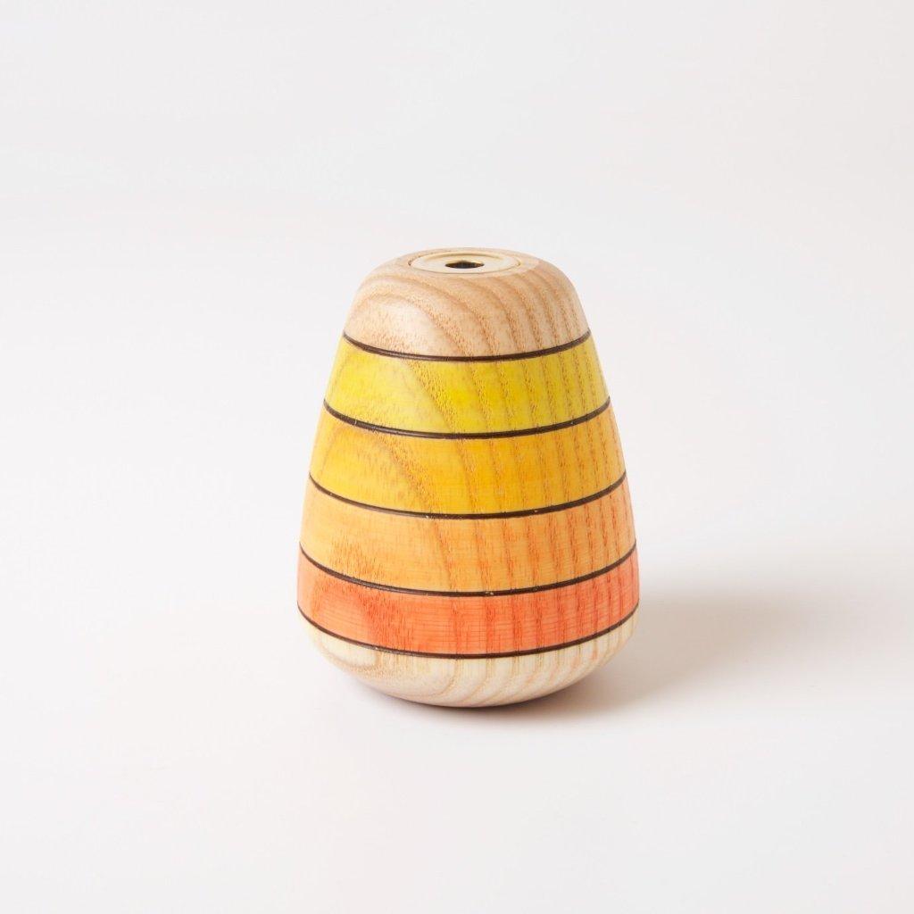 Imagen de Caleidoscopio de madera (color naranja)