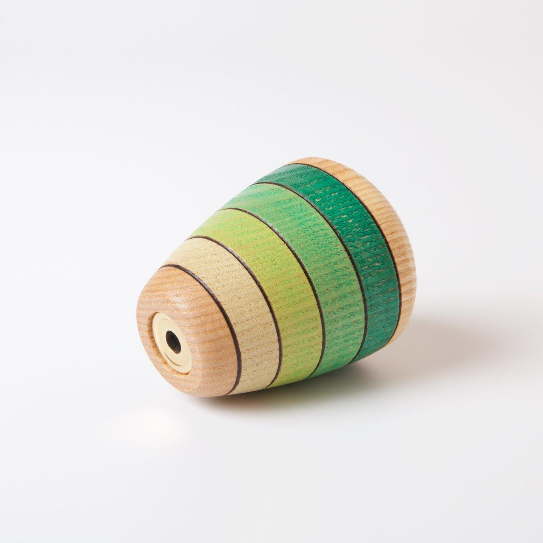Imagen de Caleidoscopio de madera (color verde)