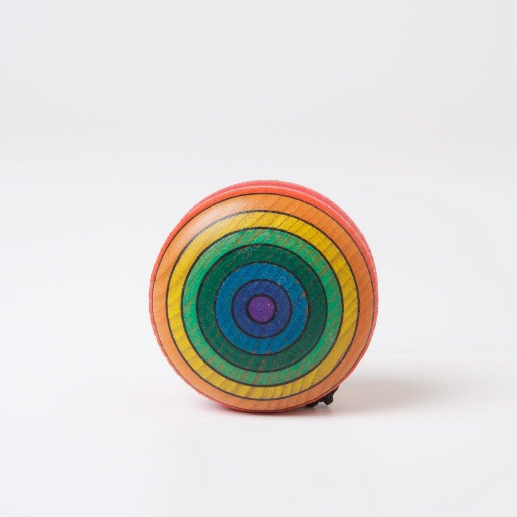 Imagen de Yo-yo Arco Iris 60mm