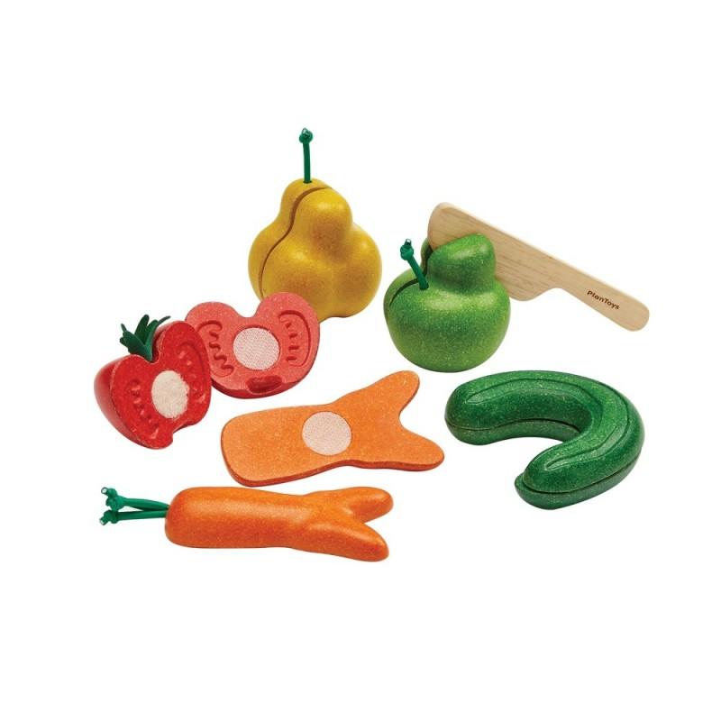 Img Galeria Frutas y verduras imperfectas Wonky de Plantoys