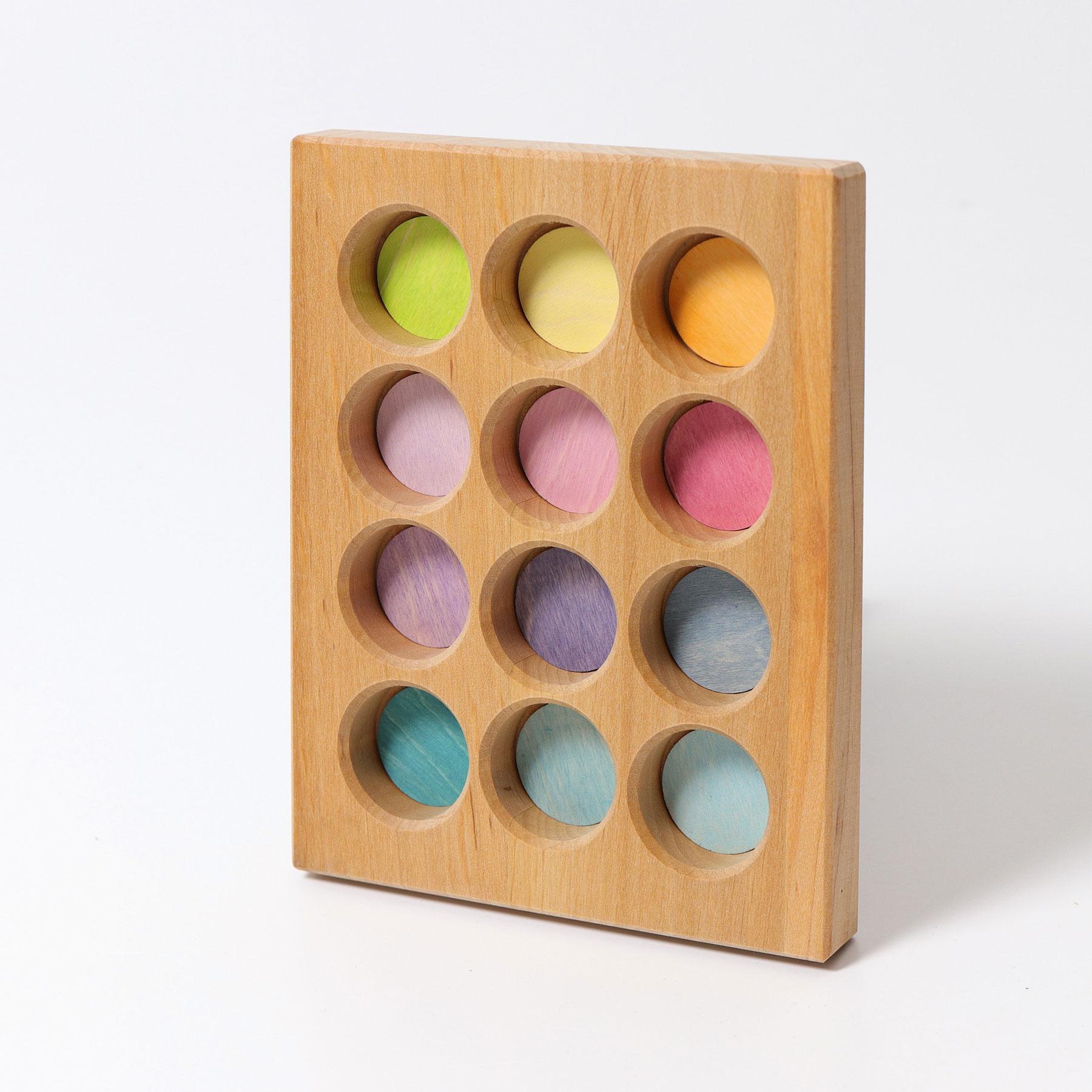 Imagen de Bandeja de clasificación pastel