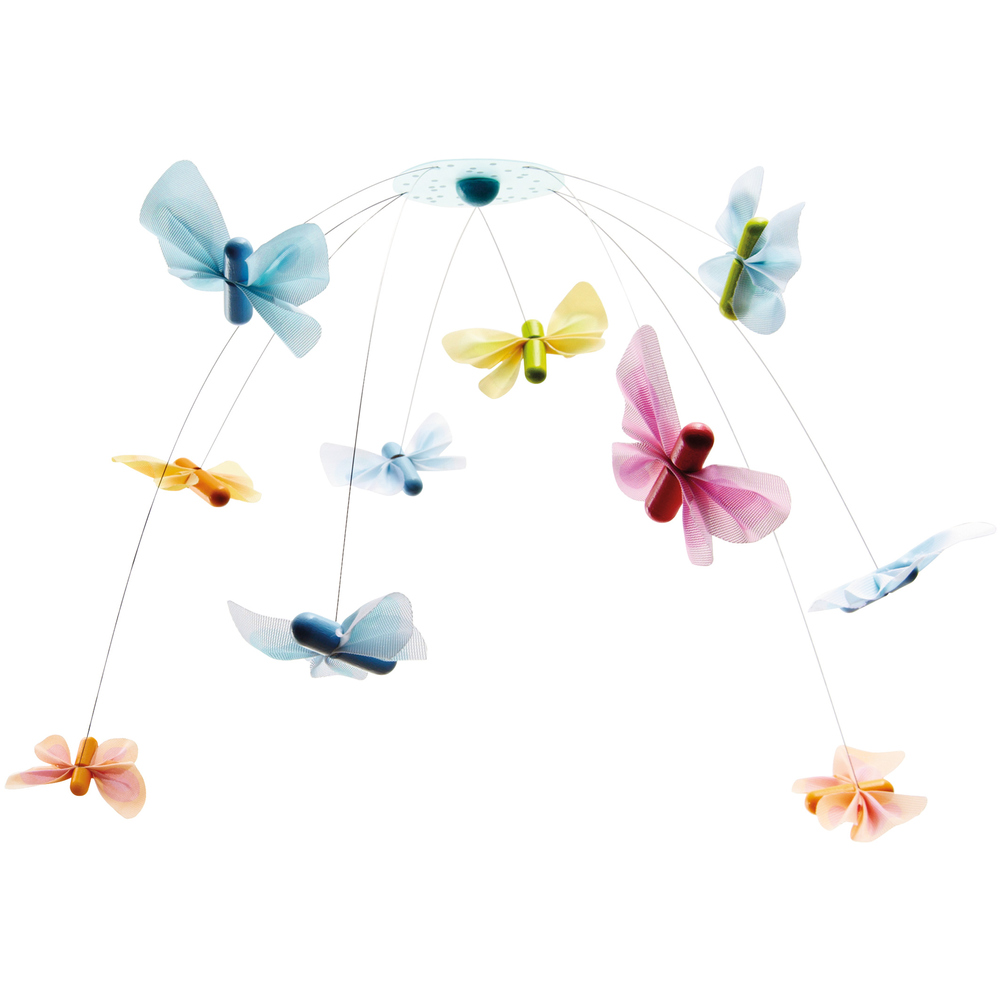 Imagen de Móvil mariposas