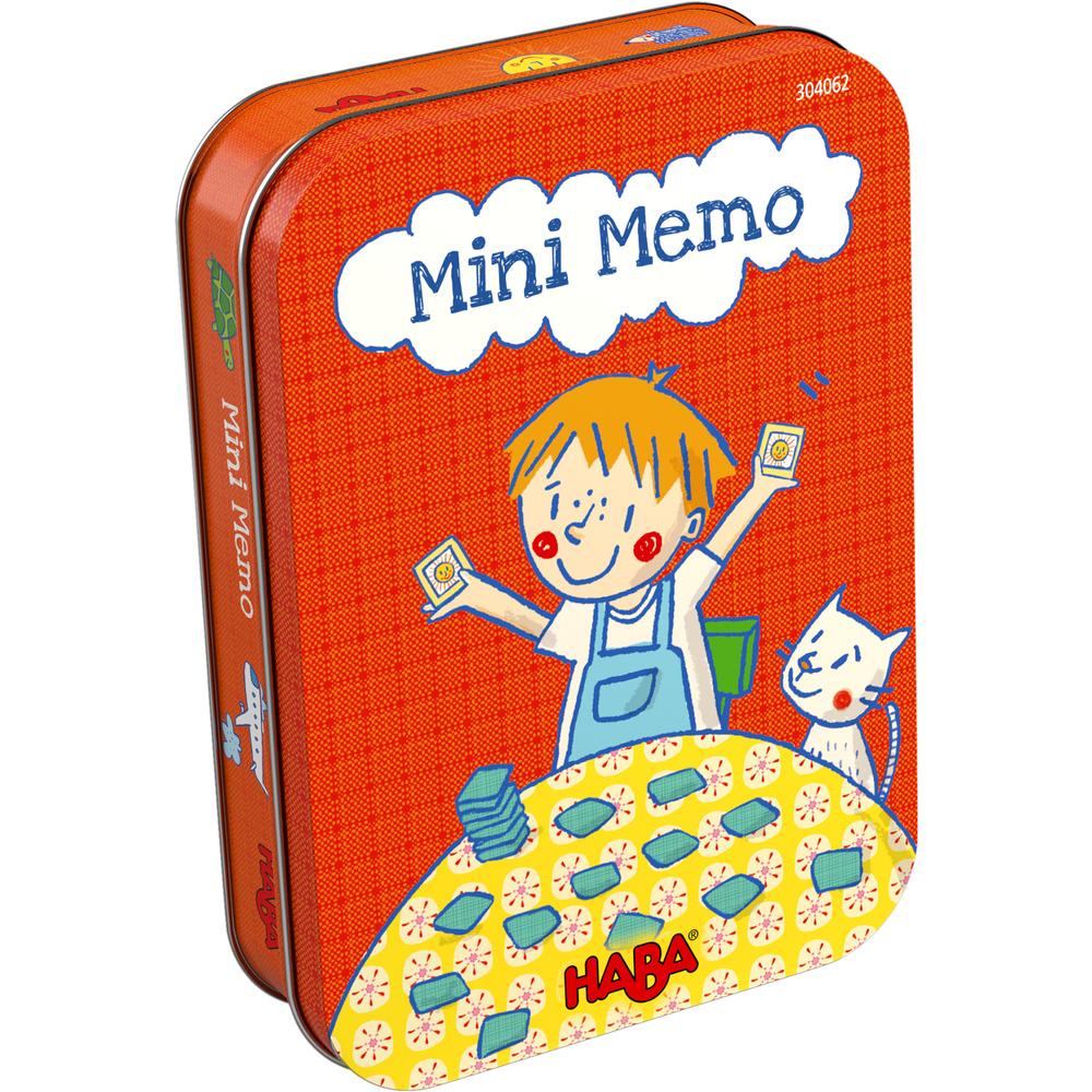 """Img Galeria Juego de viaje """"Mini-Memo"""""""