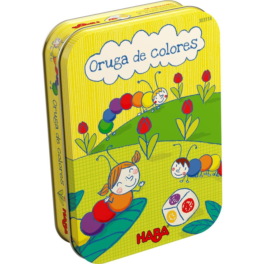 """Img Galeria Juego de viaje """"Oruga de Colores"""""""