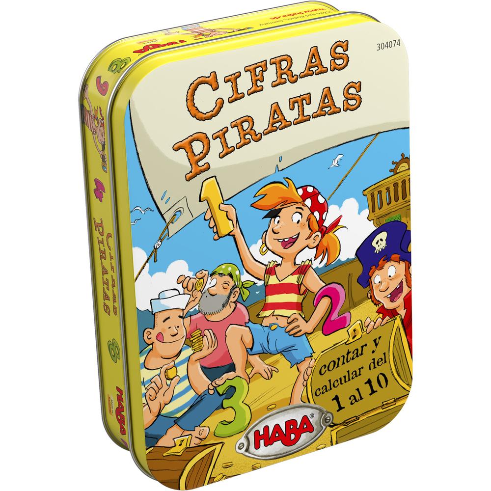 """Imagen de Juego de viaje """"Cifras y Piratas"""""""