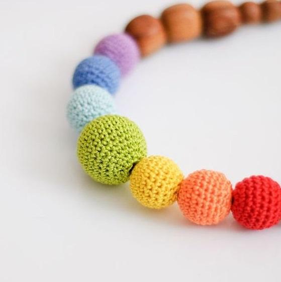 Imagen de Collar de maternidad y porteo