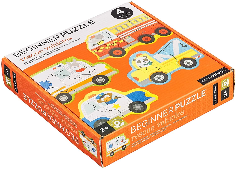 Img Galeria Puzzle evolutivo Vehículos de rescate
