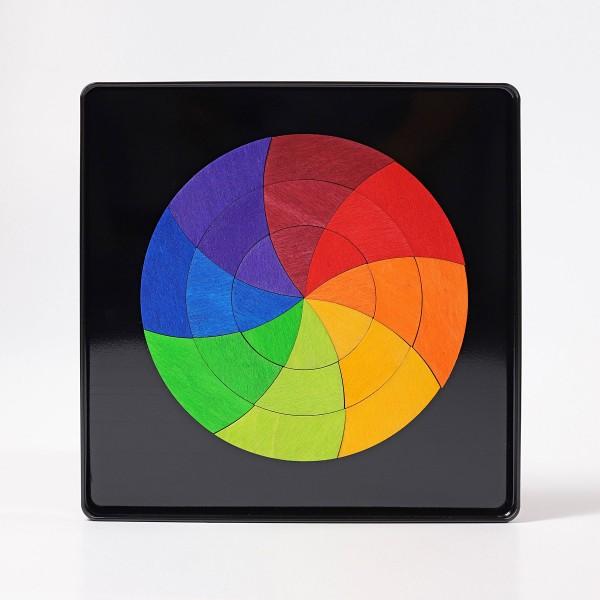Imagen de Puzzle Magnético Círculo de colores Goethe