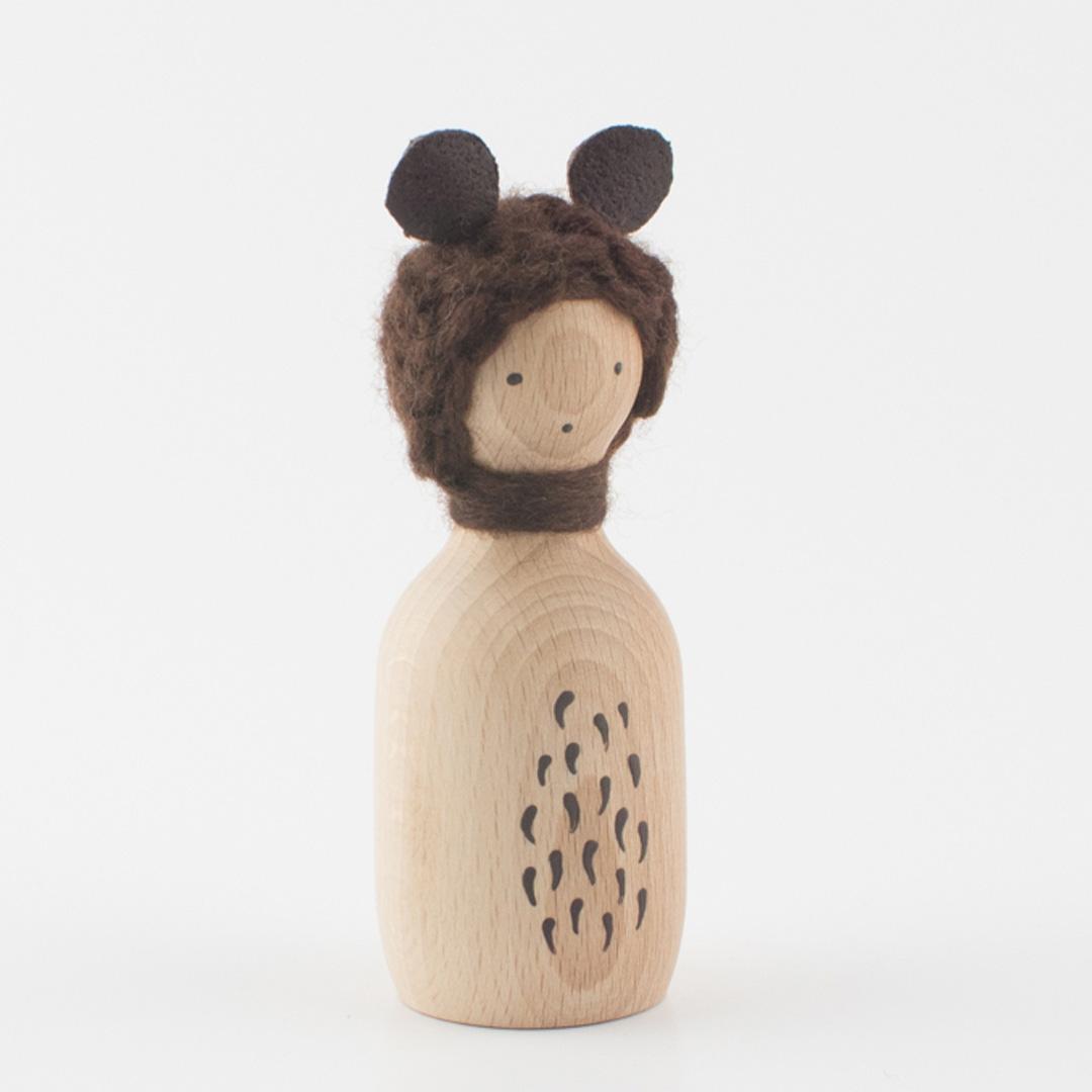 Img Galeria Oso de madera Pojga