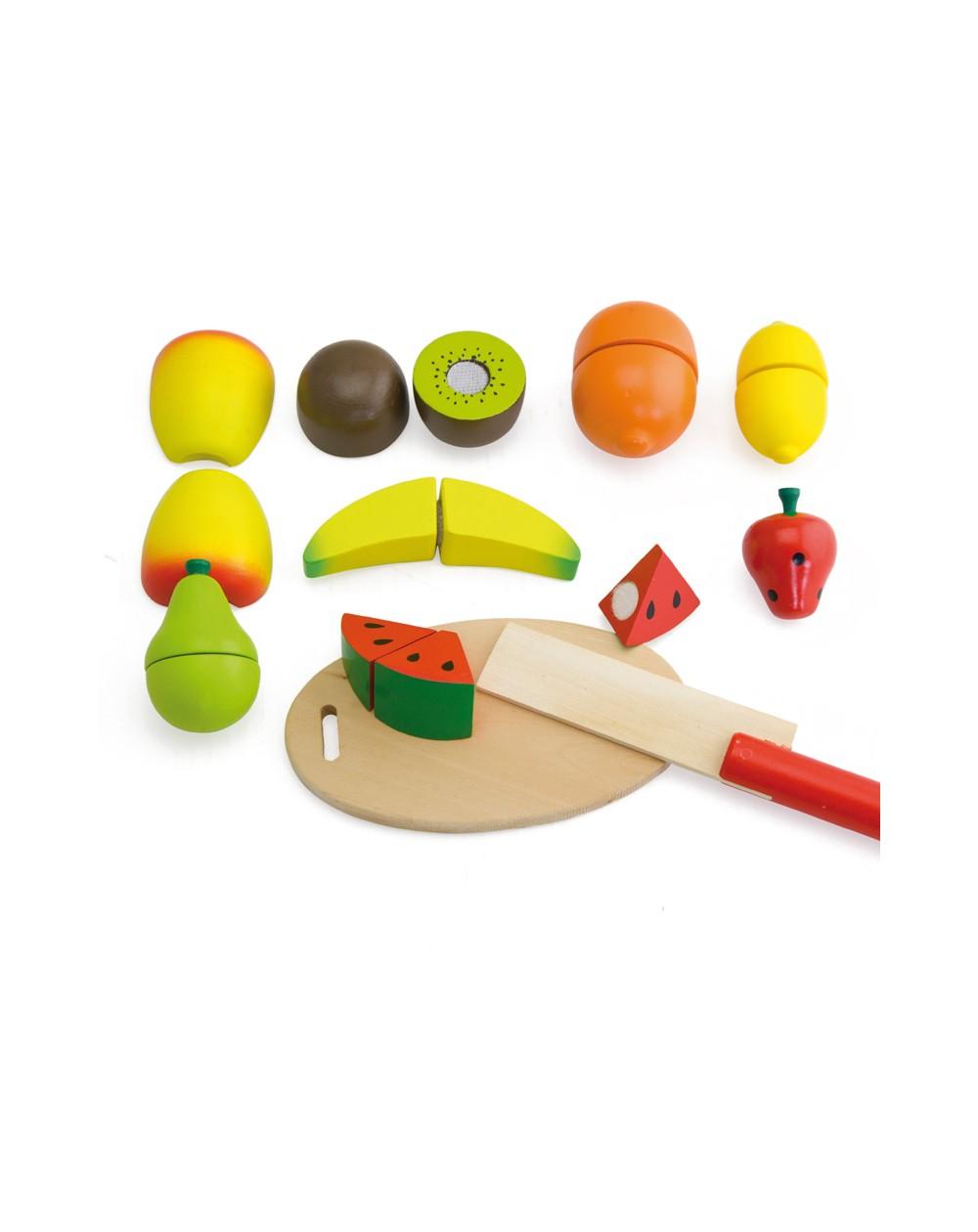 Imagen de Frutas para cortar