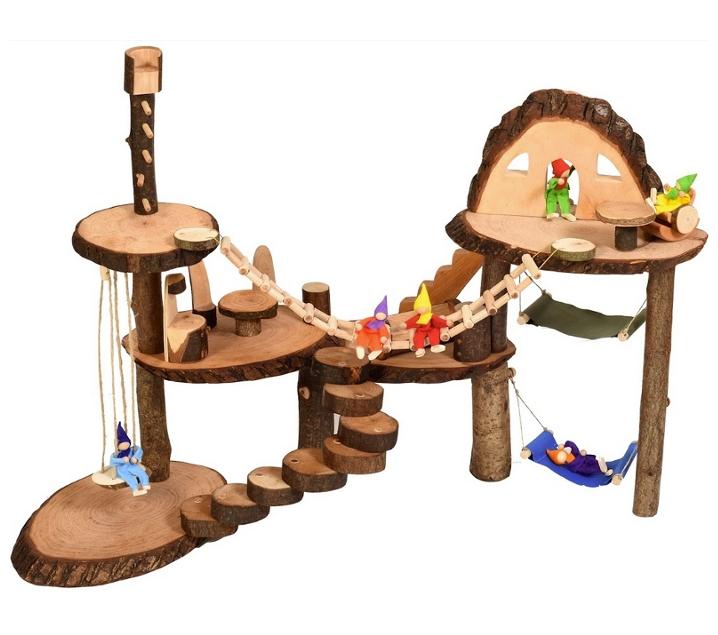 Imagen de Parque infantil Waldorf