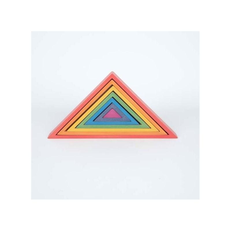 Imagen de Triángulo Arcoiris