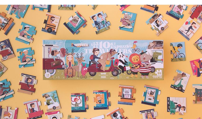 Img Galeria Puzzle 10 Travelers