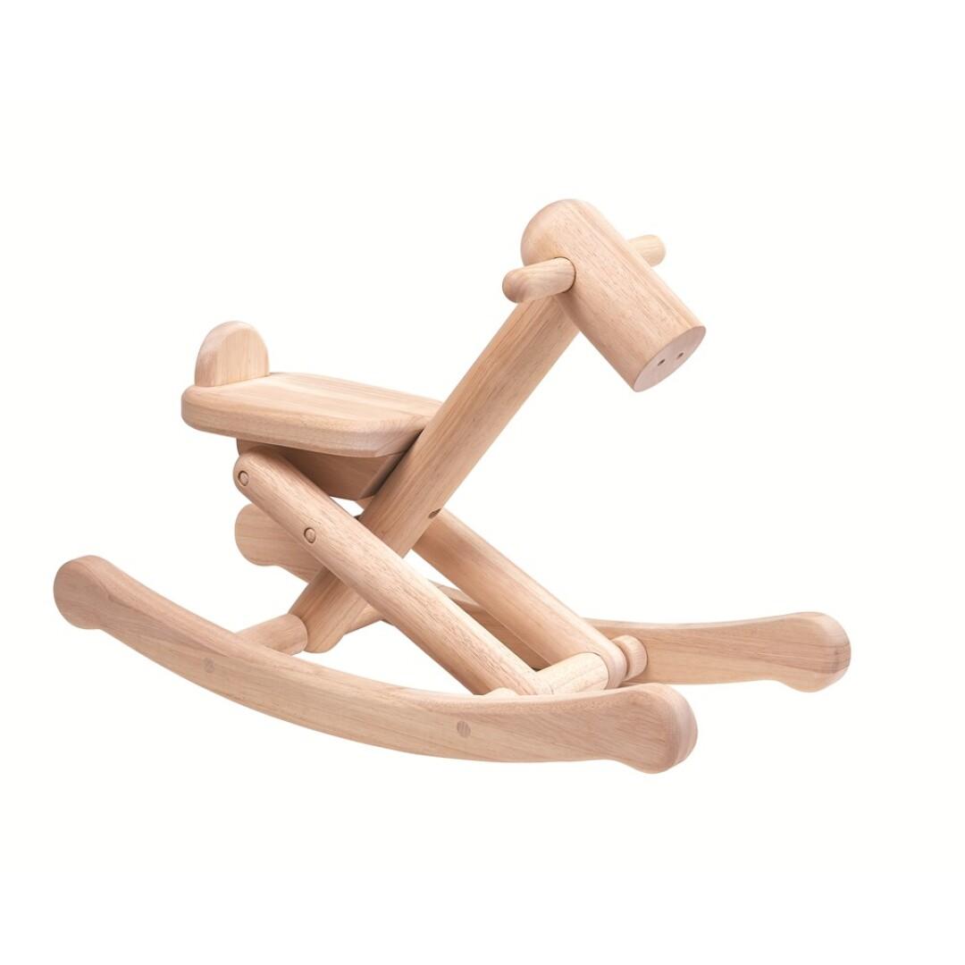 Img Galeria Caballo balancín plegable de Plan toys