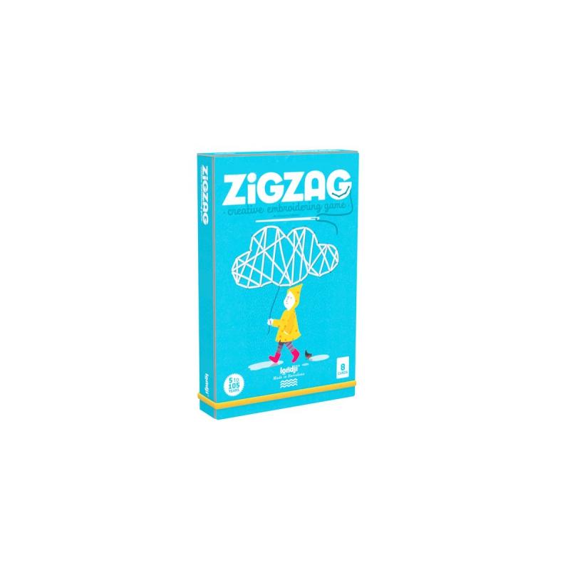 Imagen de Juego Manualidades -Zig Zag-