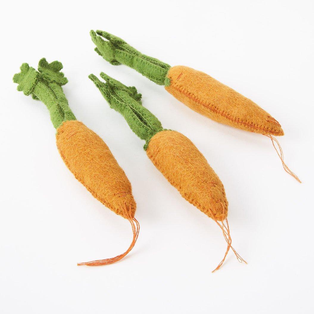 Imagen de Zanahorias de fieltro Papoose