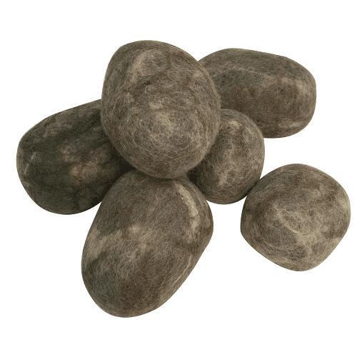 Imagen de Set de rocas de fieltro Papoose