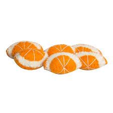Imagen de Naranja de fieltro - Set de 6 piezas Papoose
