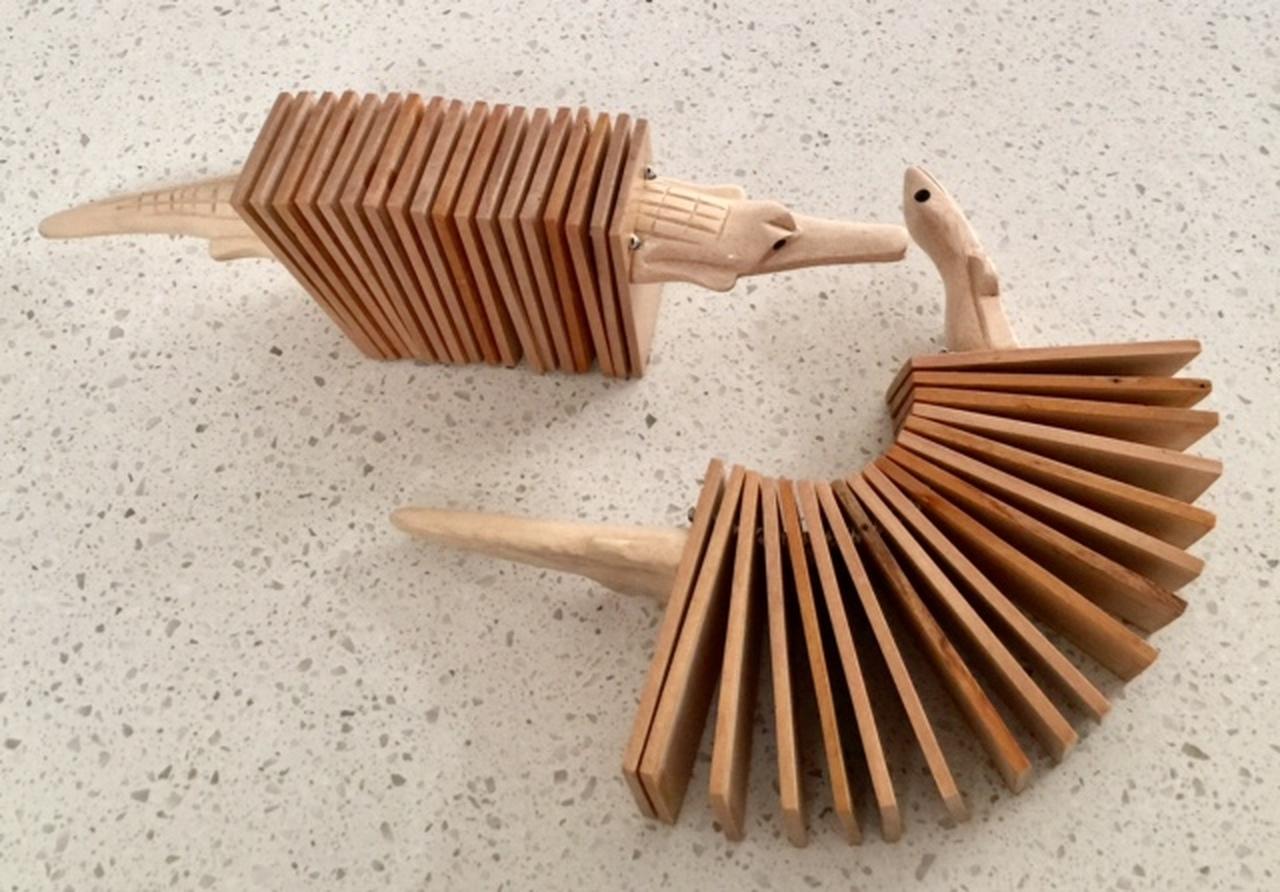 Imagen de Animal rattles Papoose