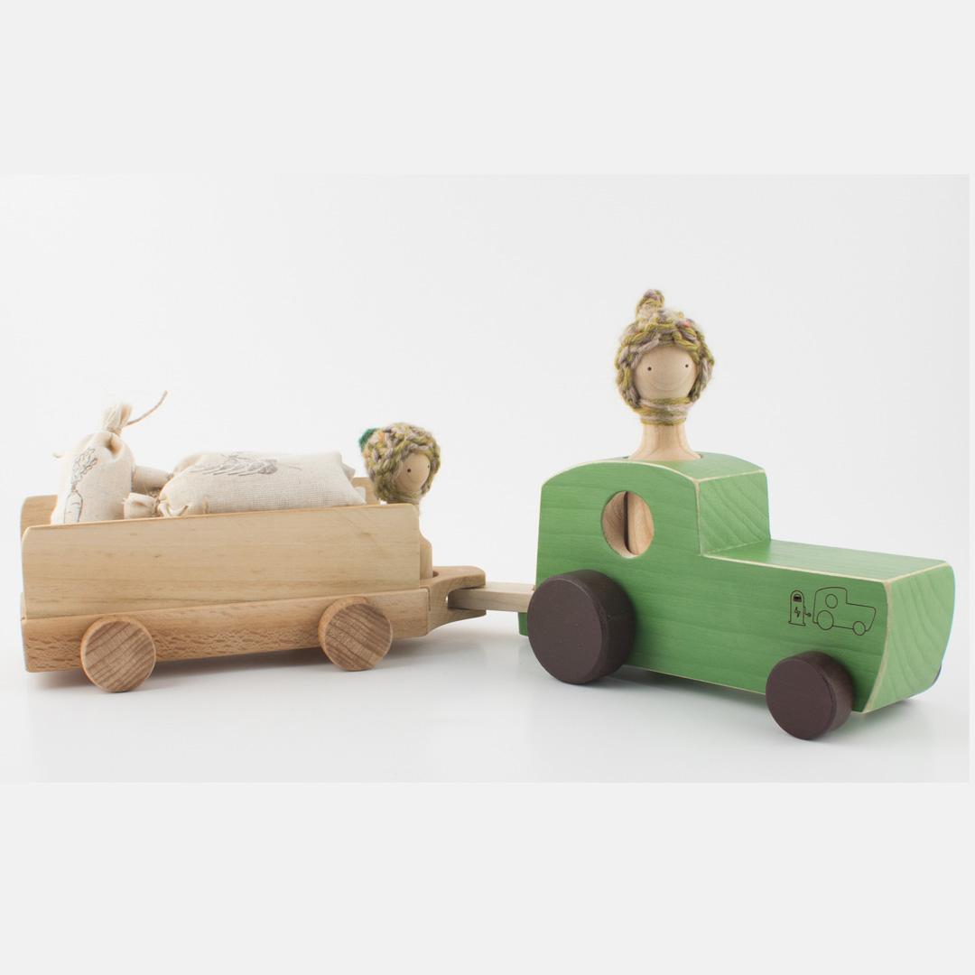 Imagen de Tractor